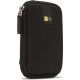 Case Logic EHDC101 Compact Portable Small Hard Drive Case - Black
